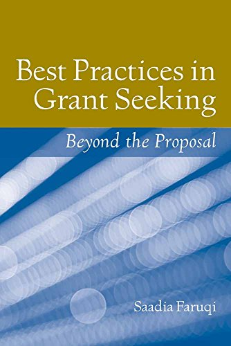 9780763774875: Best Practices In Grant Seeking: Beyond The Proposal
