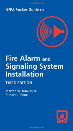 9780763775094: NFPA Pocket Guide To Fire Alarm And Signaling System Installation