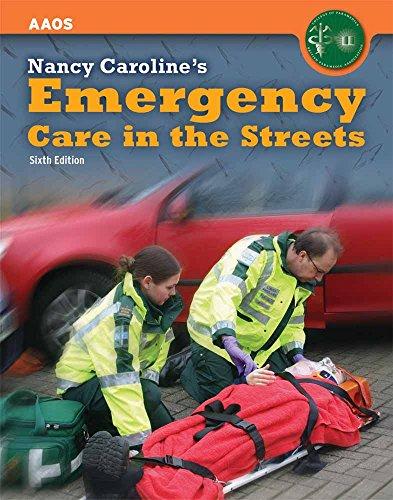 9780763775391: United Kingdom Edition - Nancy Caroline's Emergency Care In The Streets