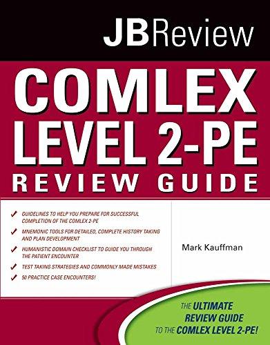 9780763776541: Comlex Level 2-Pe Review Guide (Jbreview)