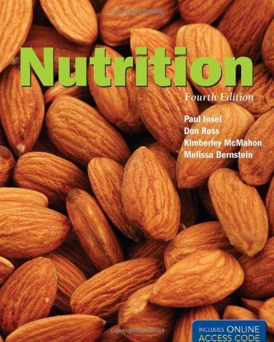 9780763776633: Nutrition 4th Edition
