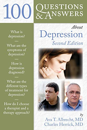 9780763777593: 100 Questions and Answers About Depression