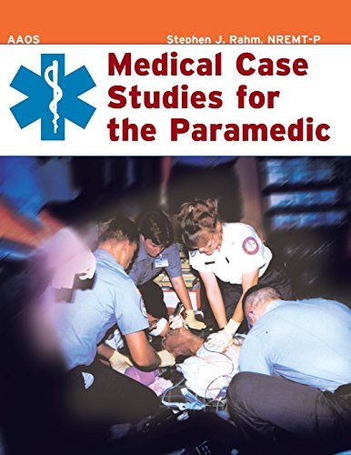9780763777722: Medical Case Studies for the Paramedic