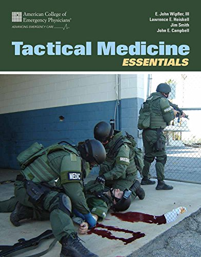 9780763778217: Tactical Medicine Essentials