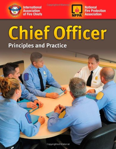 9780763779290: Chief Officer: Principles And Practice