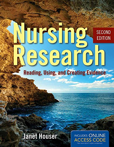 9780763780142: Book Alone: Nursing Research: Reading, Using, and Creating Evidence
