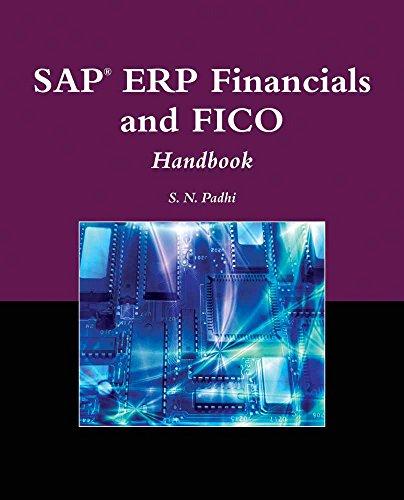 9780763780807: SAP Erp Financials and Fico Handbook (The Jones and Bartlett Publishers Sap Book Series)