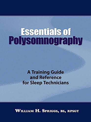 9780763781064: Essentials of Polysomnography: A Training Guide and Reference for Sleep Technicians