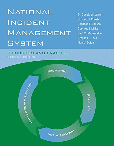 9780763781873: National Incident Management System: Principles and Practice