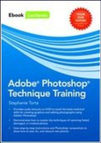 9780763781941: Adobe Photoshop Technique Training (E-Book Lecture Series)