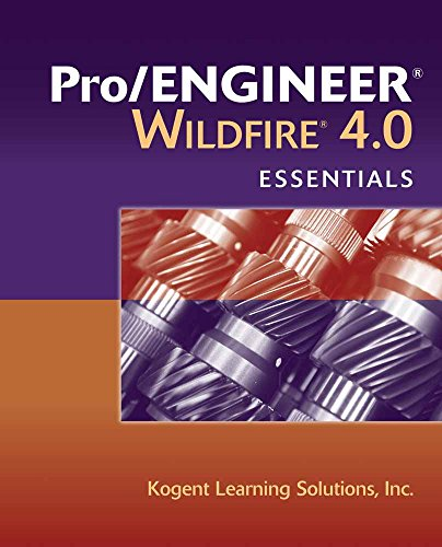 9780763781965: Pro/ENGINEER Wildfire 4.0 Essentials