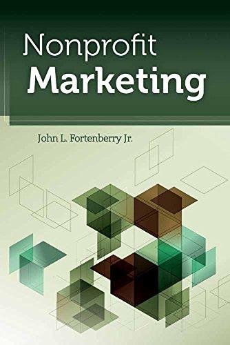 Nonprofit Marketing: John L. Fortenberry Jr.