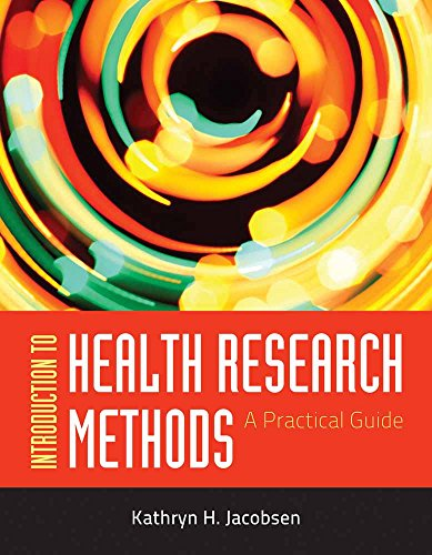 9780763783341: Introduction To Health Research Methods: A Practical Guide