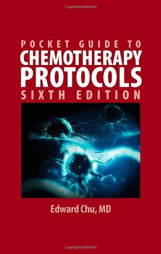 9780763784010: Pocket Guide To Chemotherapy Protocols
