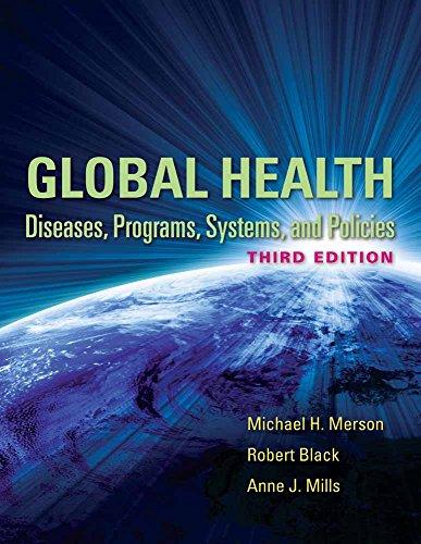 9780763785598: Global Health