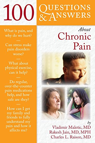 100 Questions And Answers About Chronic Pain (100 Questions & Answers about): Maletic, Vladimir...