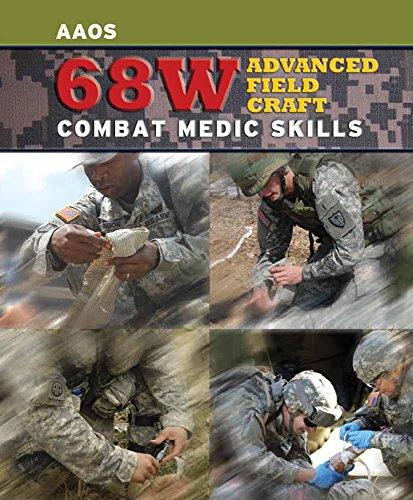 9780763786595: 68W Advanced Field Craft: Combat Medic Skills