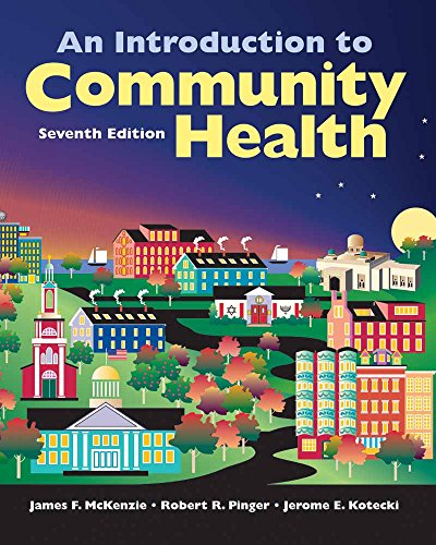 9780763790110: An Introduction to Community Health
