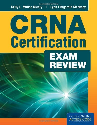 9780763791209: Crna Certification Exam Review
