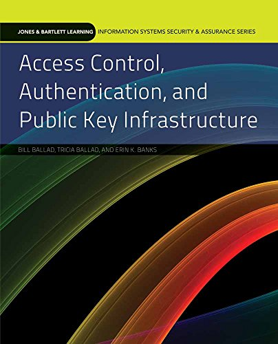 9780763791285: Access Control, Authentication, and Public Key Infrastructure (Information Systems Security & Assurance)