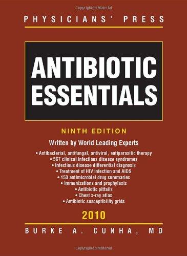 9780763792145: Antibiotic Essentials 2010