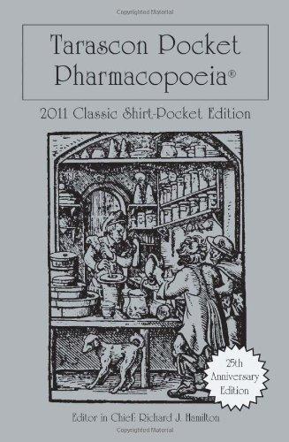 9780763793050: Tarascon Pocket Pharmacopoeia 2011 Classic Shirt-Pocket Edition (Tarascon Pocket Pharmacopoeia: Classic Shirt-Pocket Edition)
