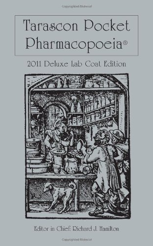 9780763793074: Tarascon Pocket Pharmacopoeia: 2011 Deluxe Lab Coat Pocket Edition
