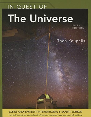9780763793661: In Quest of the Universe International Version