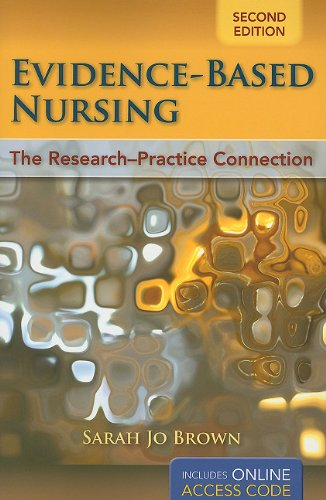 9780763794651: Evidence-based Nursing: The Rese