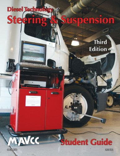 9780763796419: Diesel Technology: Steering And Suspension, Student Guide