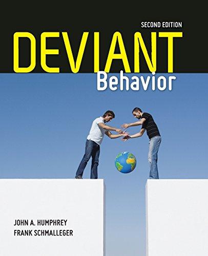 Deviant Behavior 2e: Humphreys