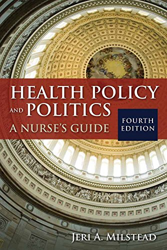 9780763797768: Health Policy And Politics: A Nurse's Guide (Milstead, Health Policy and Politics)