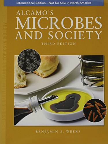 9780763798109: Alcamo's Microbes and Society