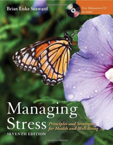 9780763798338: Managing Stress: Principles And Strategies For Health And Well-Being