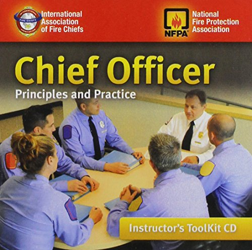 9780763798390: Chief Officer Instructor's ToolKit CD-ROM