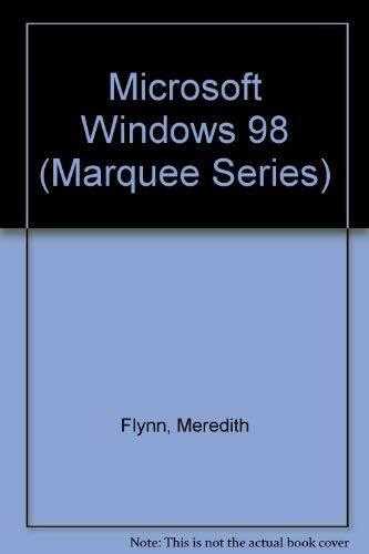 Microsoft Windows 98 (Marquee Series): Meredith Flynn, Ann