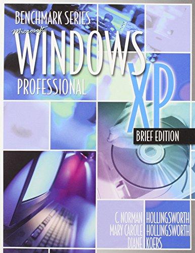 9780763816032: Microsoft Windows XP Professional