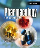 9780763822101: Pharmacology for Technicians