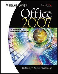 Microsoft Office 2007 Marquee Series - Windows XP Version with Cd