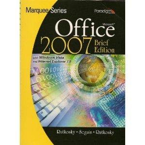 Marquee Series: Microsoft Office 2007 Brief Windows: n/a