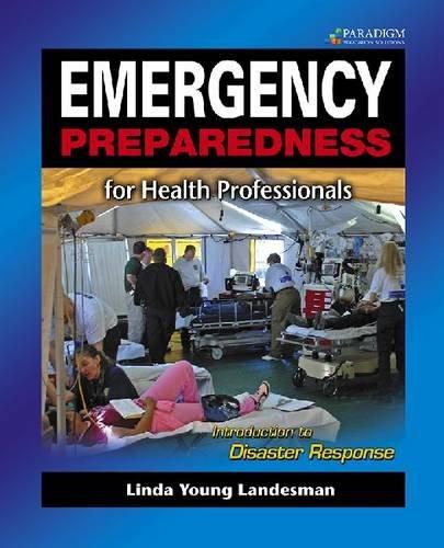 9780763833978: Emergency Preparedness for Health Professionals