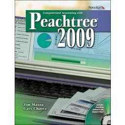9780763835699: Computerized Acctg W/Peachtree 2009 (W/CD)