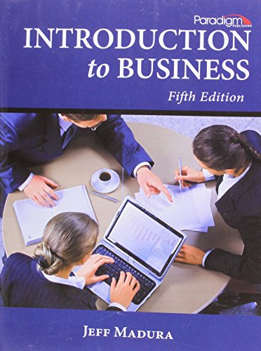 9780763836207: Introduction to Business