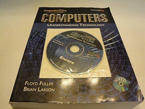 9780763837280: Computers Understanding Technology