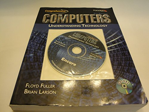 Computers Understanding Technology 9780763837280 Computers: Understanding Technology Fourth Edition provides comprehensive coverage of computer concepts-including hardwaresoftware networks and the Internet to programming security AI and ethics - from the basic to advanced level. Tech Insight special features present additional high-interest topics. Wide variety of chapter exercises allow for objective review as well as class discussion Internet research futuristic thinking and writing. Ideal for packaging with Marquee or Benchmark Series Office applications textbooks for courses that combine computer concepts with computer applications.