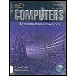 9780763837297: Computers: Understanding Technology - Brief Edition - Textbook ONLY