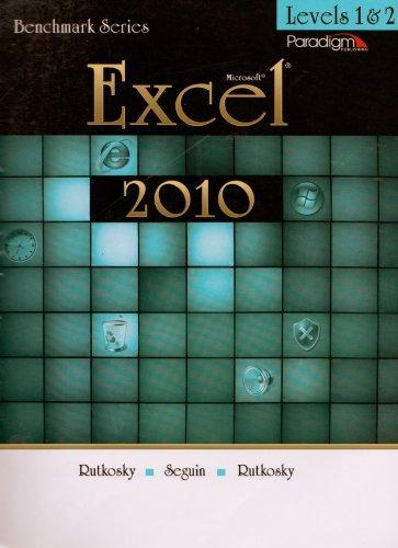 9780763838331: MICROSOFT EXCEL 2010 LEVELS 1+