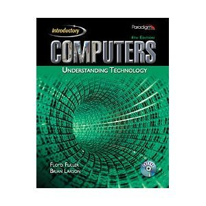 9780763839260: Computers: Understanding Technology, Introduction - Textbook ONLY
