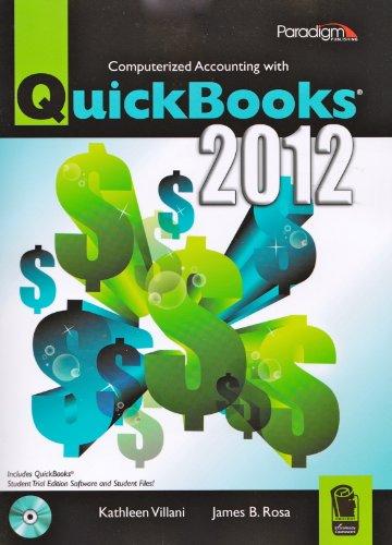 Quickbooks 2012: Villani, Kathleen