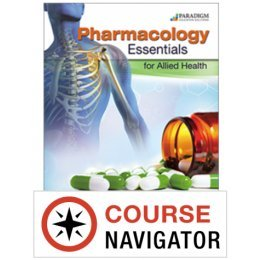 Pharmacology Essentials for Allied Health: Text: Danielson, Jennifer; Marquis,